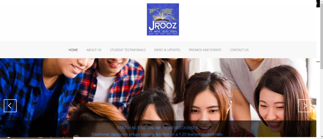Jrooz Review Center - - optimized by seo expert